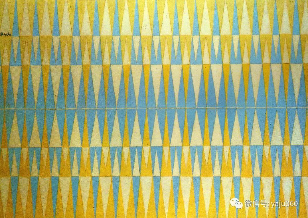 油画世界 意大利Giacomo Balla作品欣赏插图17