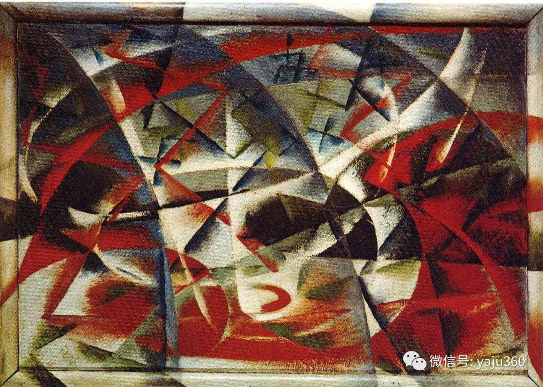 油画世界 意大利Giacomo Balla作品欣赏插图33
