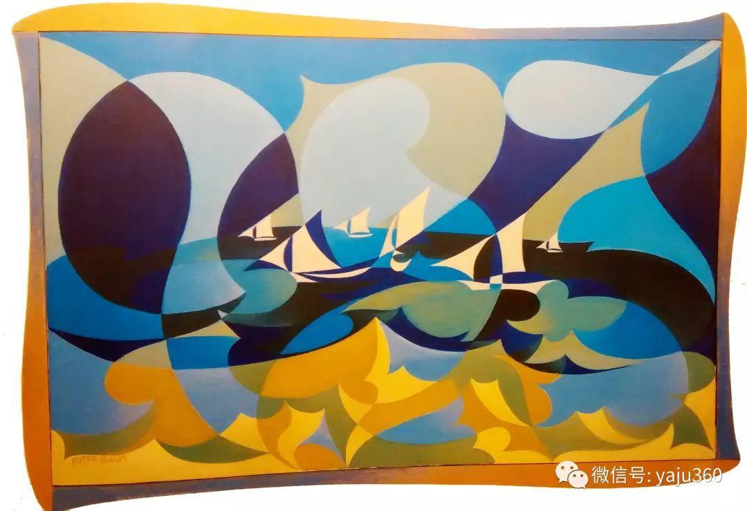 油画世界 意大利Giacomo Balla作品欣赏插图53