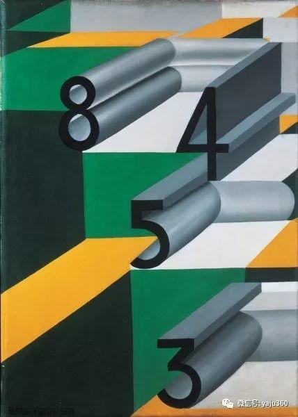 油画世界 意大利Giacomo Balla作品欣赏插图55