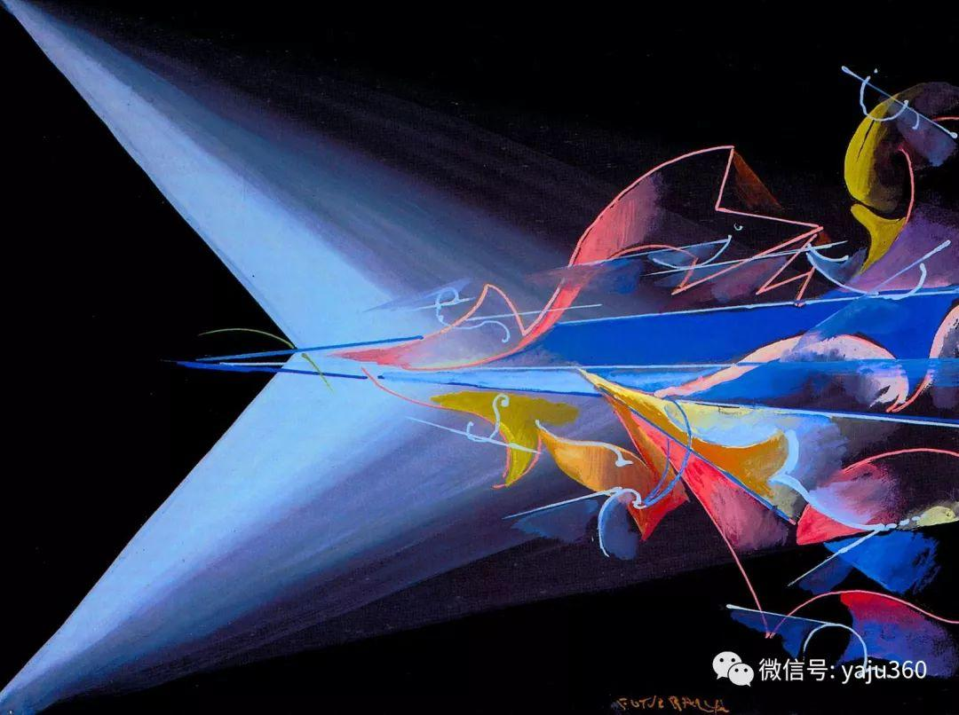 油画世界 意大利Giacomo Balla作品欣赏插图57