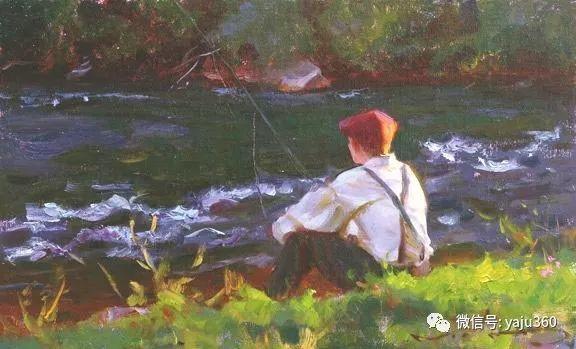 美国Mike Malm油画作品欣赏插图5