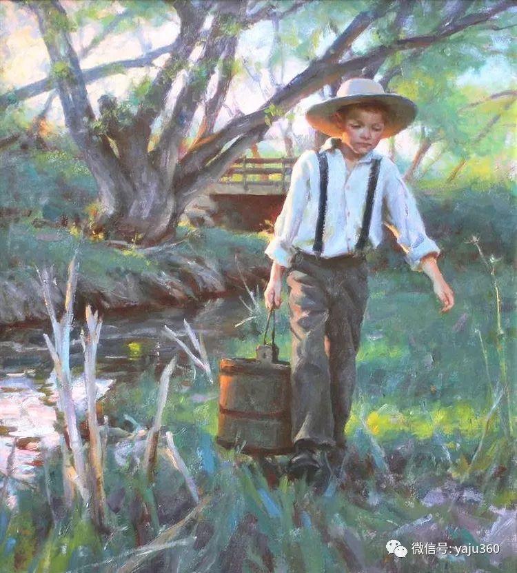 美国Mike Malm油画作品欣赏插图9