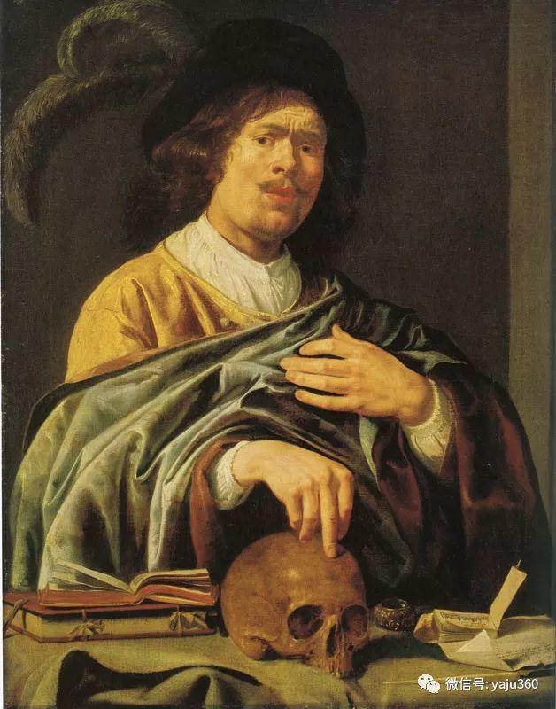 油画世界 17世纪荷兰画家Jan Miense Molenaer插图1