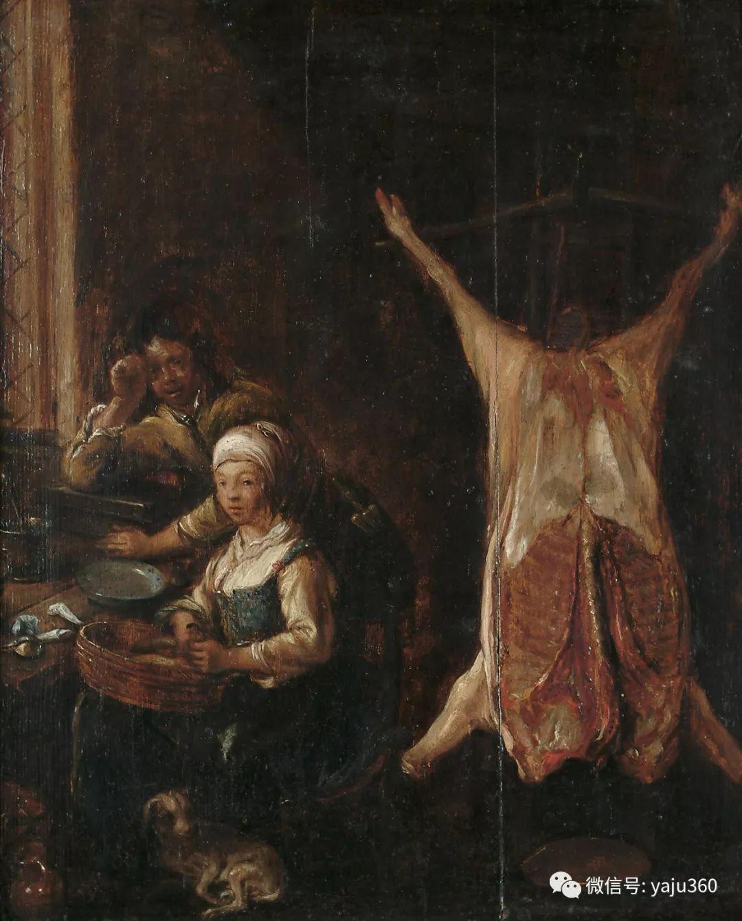 油画世界 17世纪荷兰画家Jan Miense Molenaer插图9