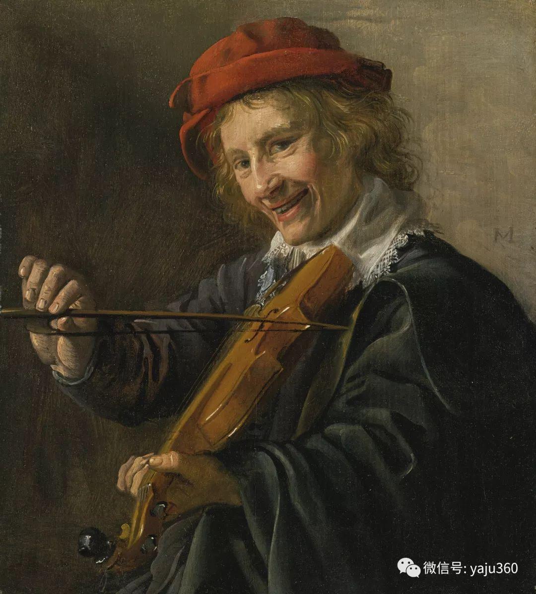 油画世界 17世纪荷兰画家Jan Miense Molenaer插图11