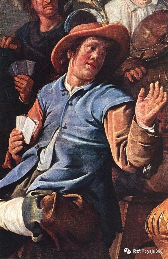 油画世界 17世纪荷兰画家Jan Miense Molenaer插图25