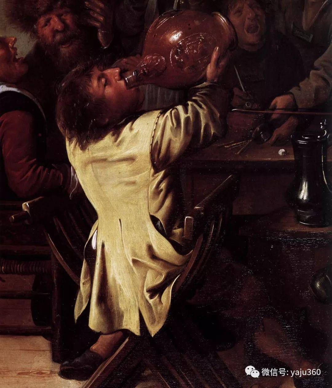 油画世界 17世纪荷兰画家Jan Miense Molenaer插图29