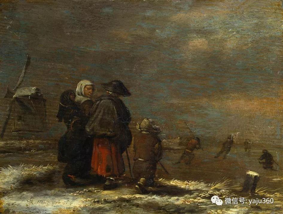 油画世界 17世纪荷兰画家Jan Miense Molenaer插图35