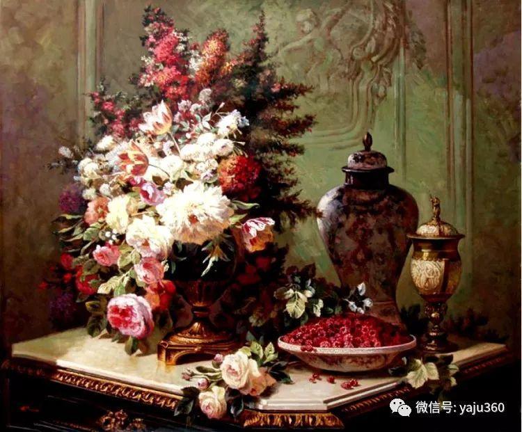 乌兹别克斯坦Ruben Bore油画欣赏插图11
