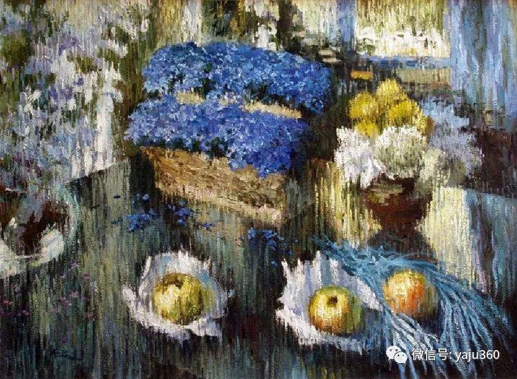 乌兹别克斯坦Ruben Bore油画欣赏插图13