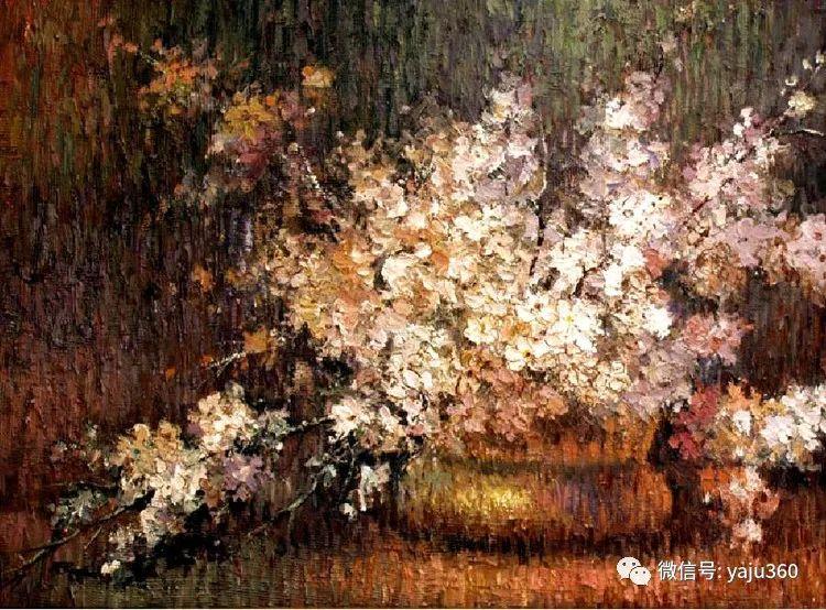 乌兹别克斯坦Ruben Bore油画欣赏插图17