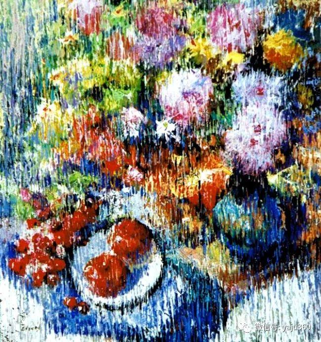 乌兹别克斯坦Ruben Bore油画欣赏插图21