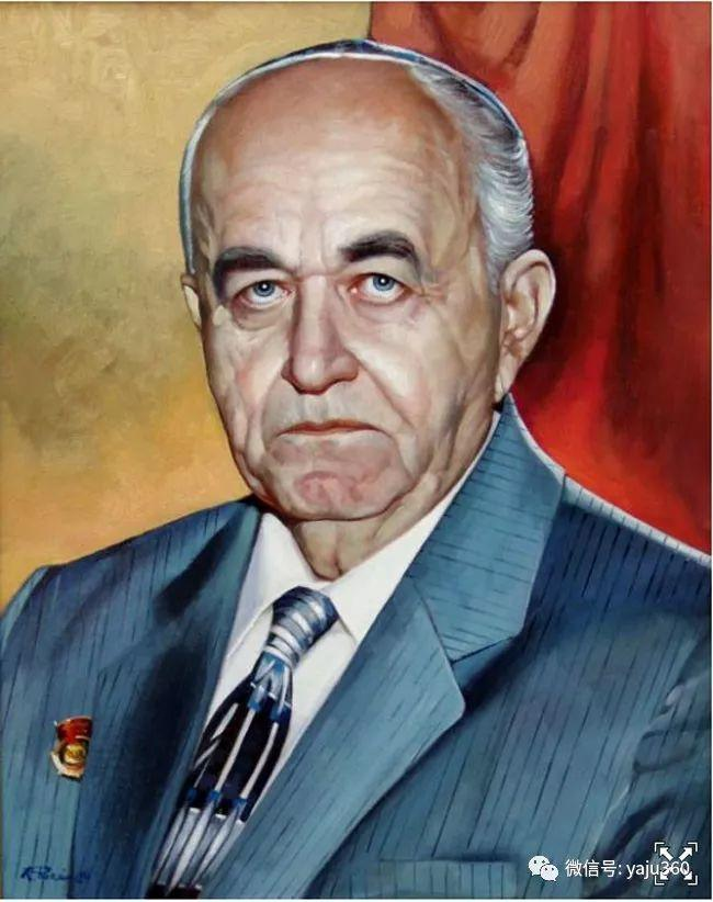 乌兹别克斯坦Ruben Bore油画欣赏插图37