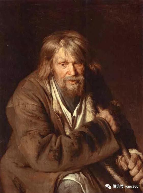 油画世界 俄Ivan Kramskoy人物作品插图23