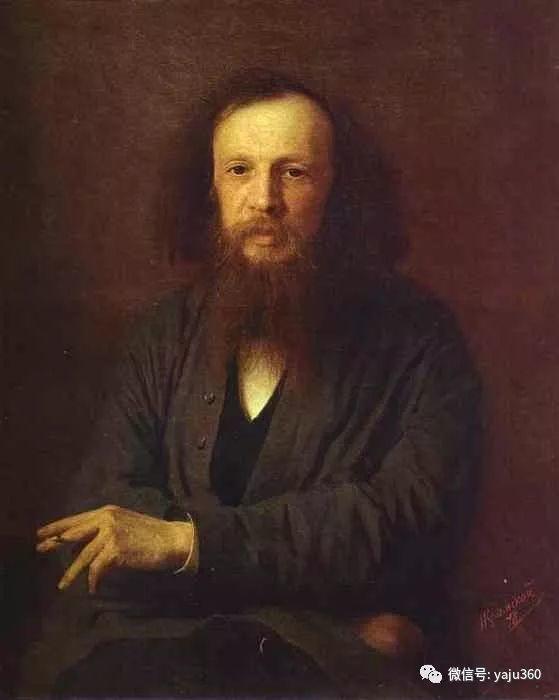 油画世界 俄Ivan Kramskoy人物作品插图43