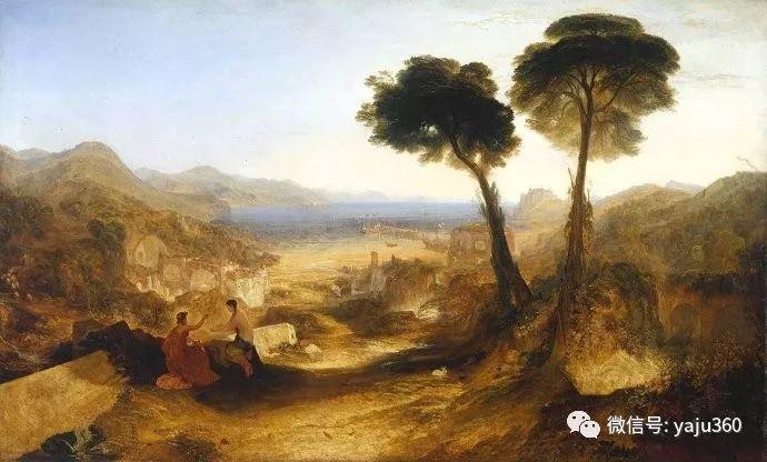 英国浪漫主义风景画家威廉·透纳作品欣赏插图1