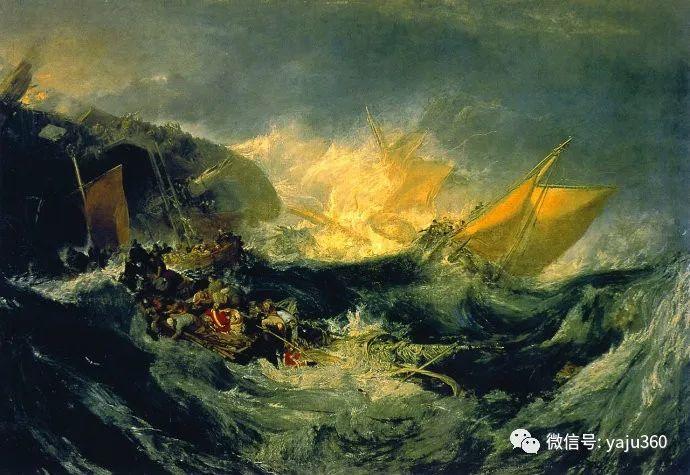 英国浪漫主义风景画家威廉·透纳作品欣赏插图9