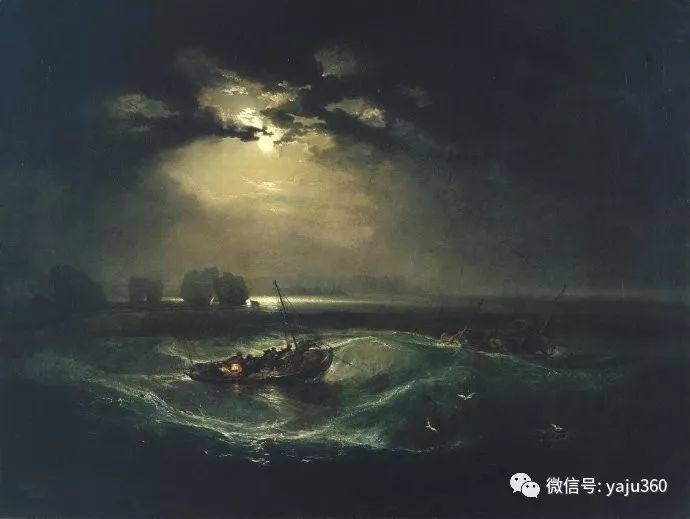 英国浪漫主义风景画家威廉·透纳作品欣赏插图11