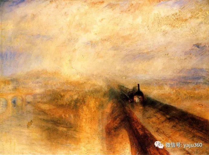 英国浪漫主义风景画家威廉·透纳作品欣赏插图13