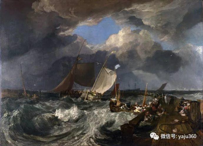 英国浪漫主义风景画家威廉·透纳作品欣赏插图15