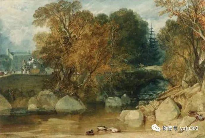 英国浪漫主义风景画家威廉·透纳作品欣赏插图17