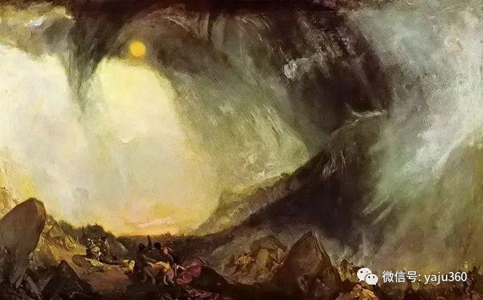 英国浪漫主义风景画家威廉·透纳作品欣赏插图23