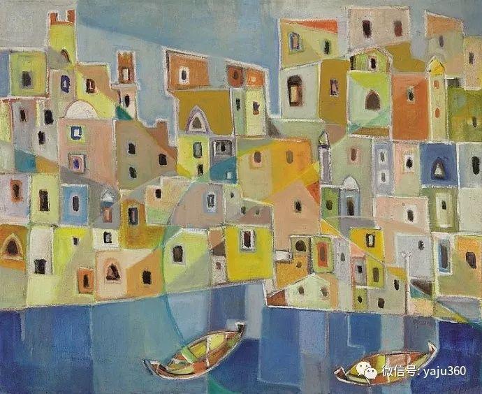 以色列画家Menachem Helholz-or插图3