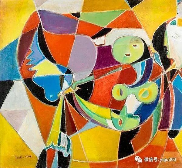 以色列画家Menachem Helholz-or插图5