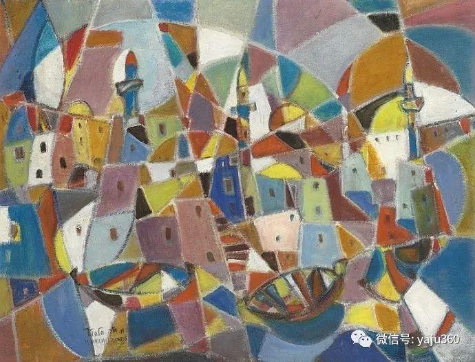 以色列画家Menachem Helholz-or插图11