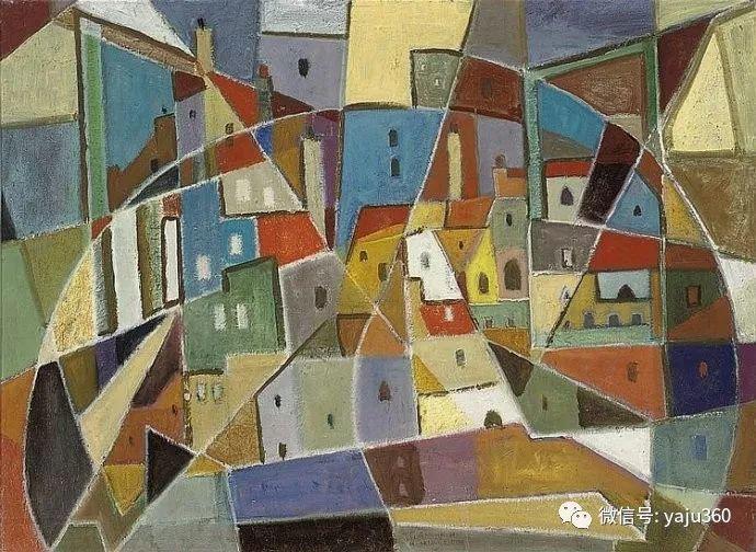 以色列画家Menachem Helholz-or插图13