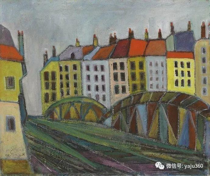 以色列画家Menachem Helholz-or插图15