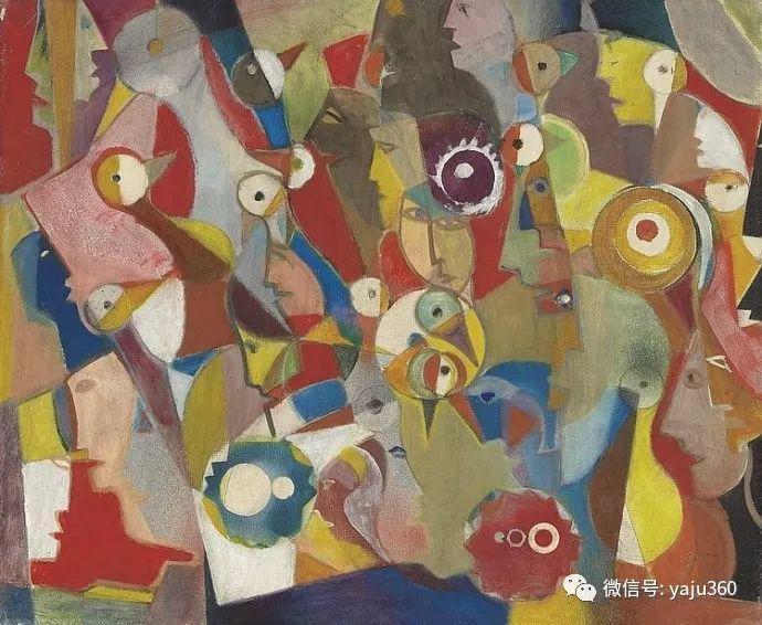 以色列画家Menachem Helholz-or插图17