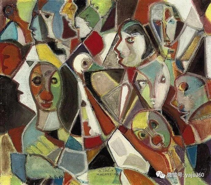 以色列画家Menachem Helholz-or插图19