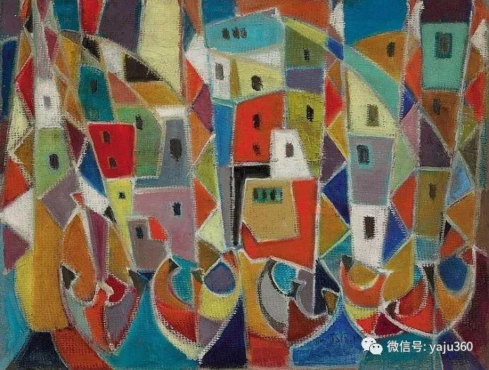 以色列画家Menachem Helholz-or插图21