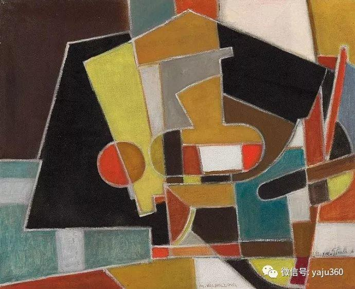 以色列画家Menachem Helholz-or插图23