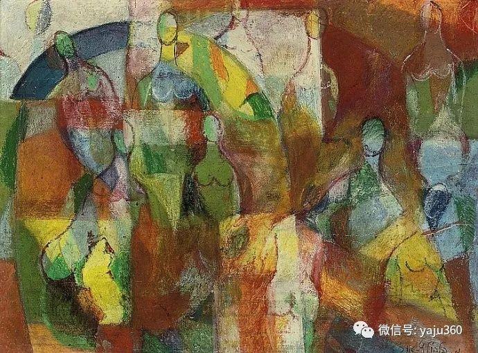 以色列画家Menachem Helholz-or插图25