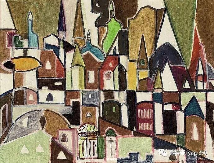 以色列画家Menachem Helholz-or插图27