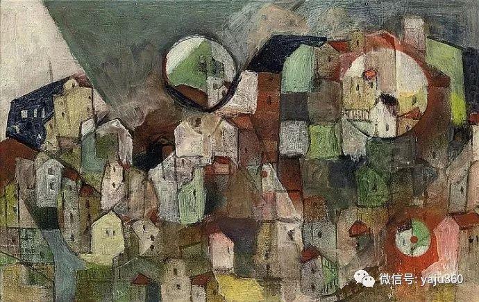 以色列画家Menachem Helholz-or插图31