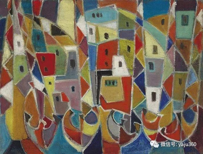 以色列画家Menachem Helholz-or插图33