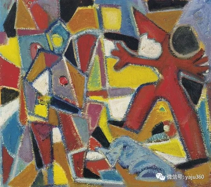 以色列画家Menachem Helholz-or插图35