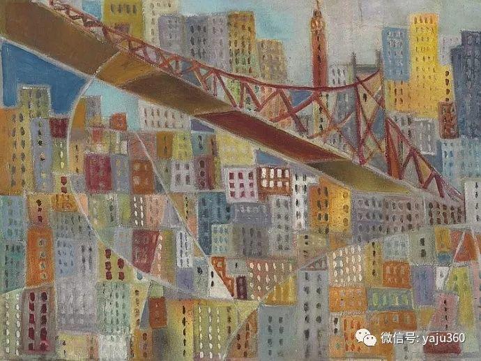 以色列画家Menachem Helholz-or插图37