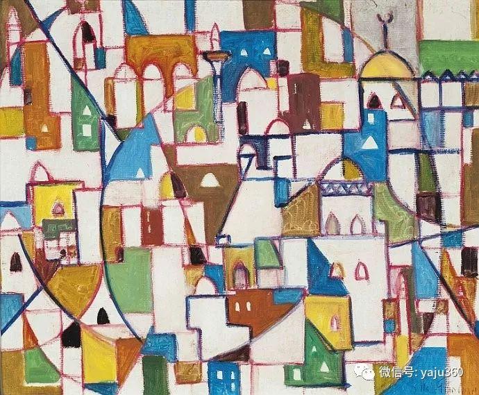 以色列画家Menachem Helholz-or插图39