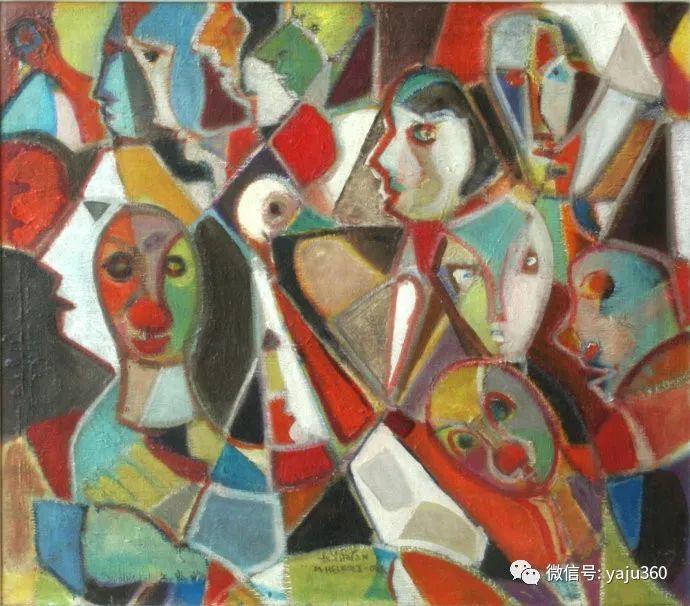 以色列画家Menachem Helholz-or插图45