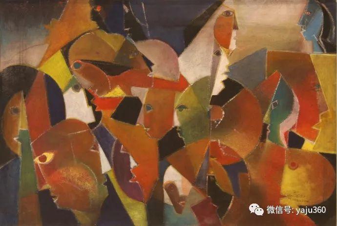 以色列画家Menachem Helholz-or插图47
