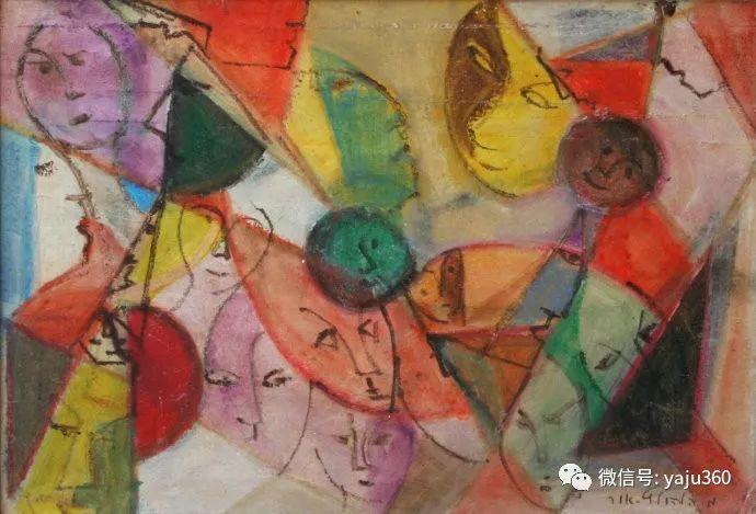 以色列画家Menachem Helholz-or插图49
