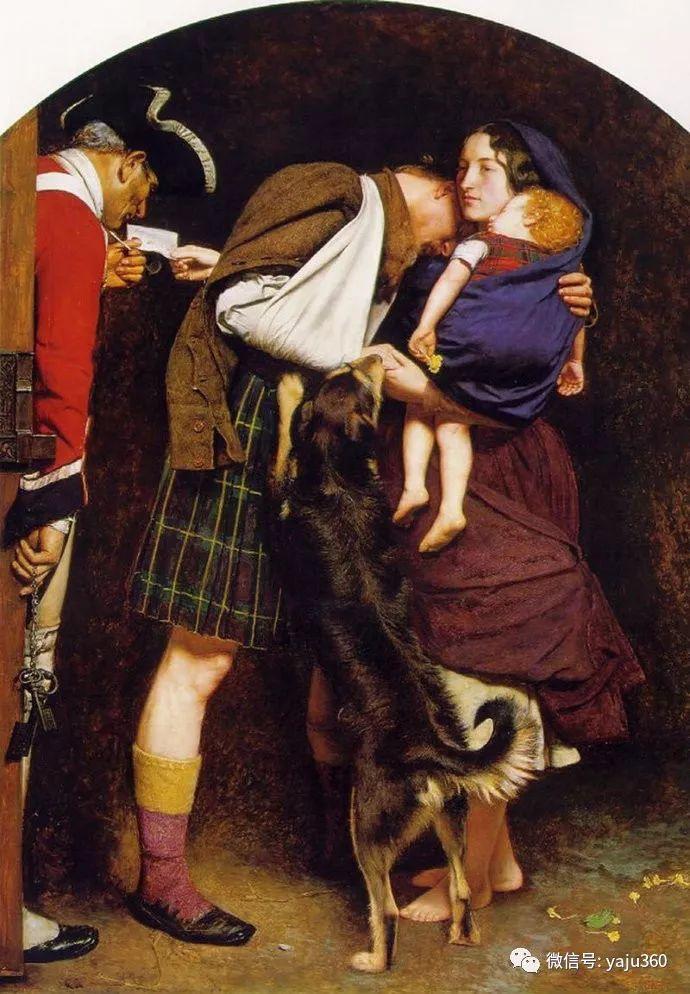 英国John Everett Millai作品欣赏插图7