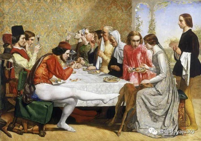 英国John Everett Millai作品欣赏插图9