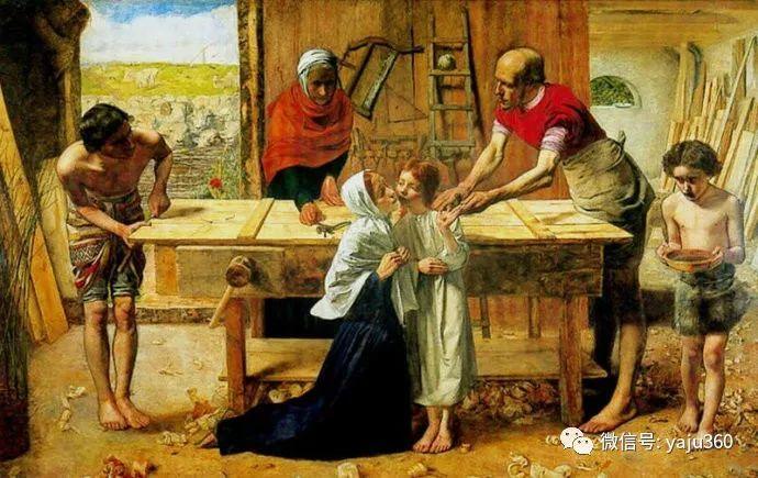 英国John Everett Millai作品欣赏插图10