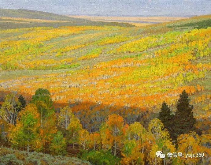 美国Charles Muench油画欣赏插图1